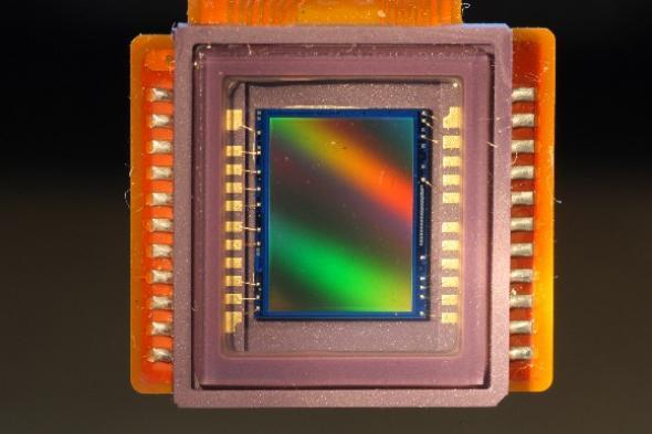 Digitalkamera CCD-Chip