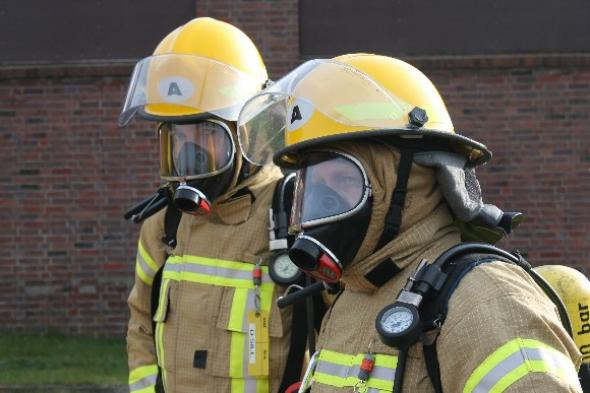 Feuerwehr Atemschutz 2010