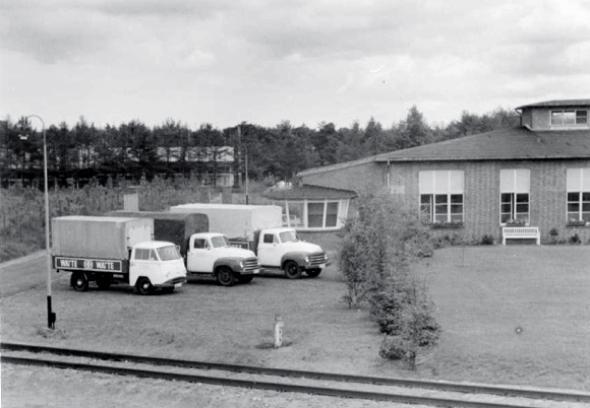Firma W. Pelz GmbH & Co. KG, ca 1956
