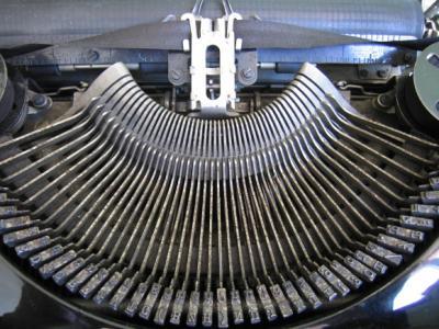 Schreibmaschine, Typenkorb