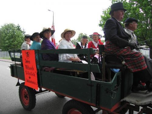 2010 Fest der Nationen, Museumswagen
