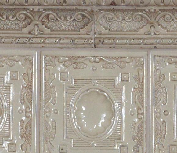 Wohnzimmer, Detail