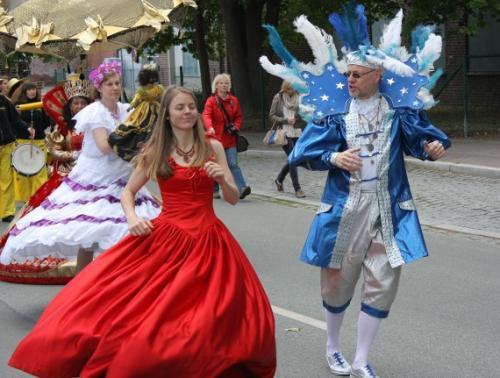 2012 Fest der Nationen, Gruppe Maracatu Brasil