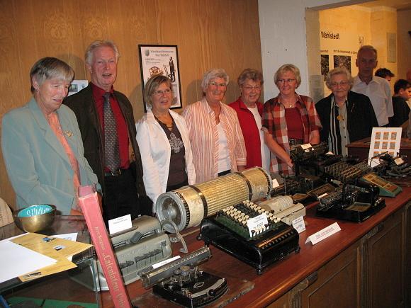 2007 Besucher (Foto: Jost Stolten)