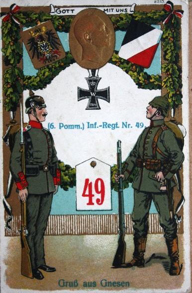 Propaganda für die Heimat