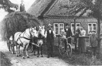 Heuernte 1914