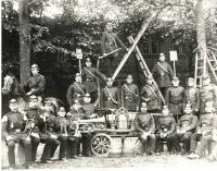 Freiwillige Feuerwehr 1895