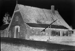 Negativ, Bauernhaus in Wahlstedt