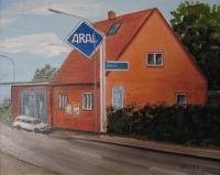 Tankstelle Lehse, Segeberger Straße