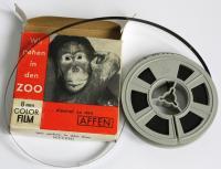 Filmstreifen 8mm Schmalfilm für 3 Minuten