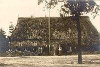 Volksschule Wahlstedt vor 1925