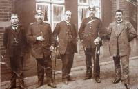 Kaiserzeit, datiert 1.1.1914